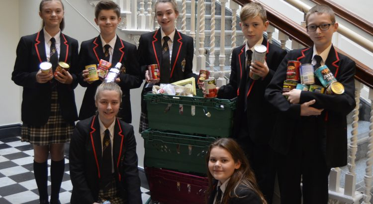 lhs-foodbank-collection